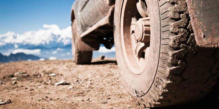 4x4 autoband voor terreinwagens
