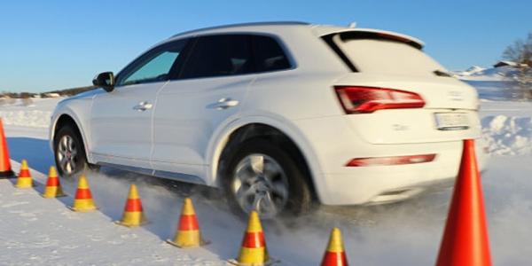 AutoBild SUV winterbandentest 2018