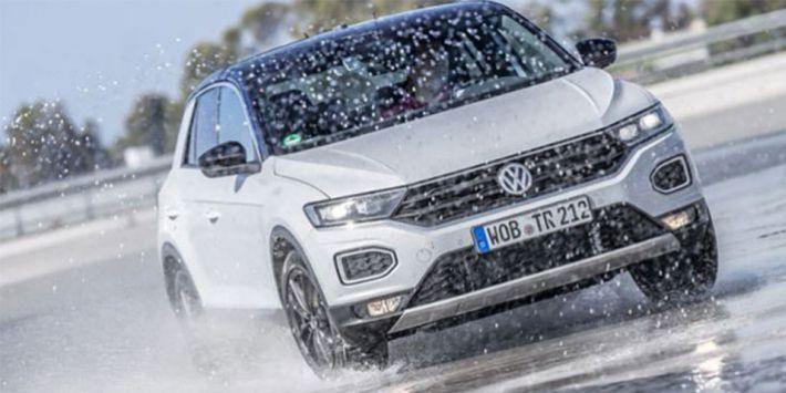 Auto Motor und Sport: SUV bandentest zomerbanden 2019