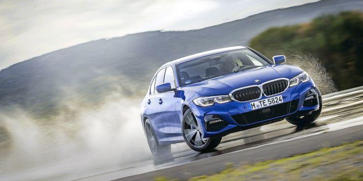 Auto Motor und Sport vergelijking UHP banden: zomerbandentest onder BMW