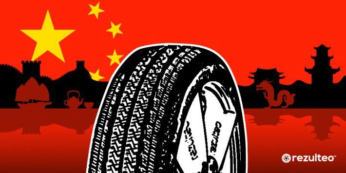 Chinese bandenmerken