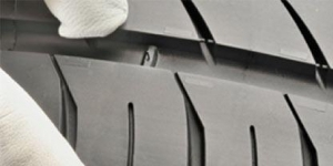 slijtindicator michelin