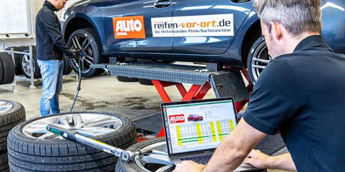 UHP sportbandentest: de vergelijkende test van Auto Zeitung van de beste banden van 2021 wat betreft sportief rijgedrag