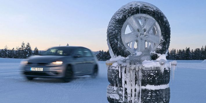Het blad AutoBild heeft 51 winterbanden getest en vergeleken