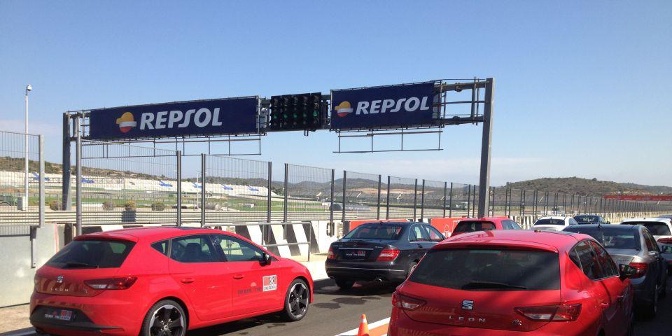 Uniroyal RainSport 3 test op circuit