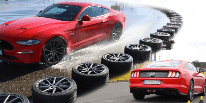 Zomer sportbandentest 2021: Auto Bild vergelijkt de beste sportbanden onder de Mustang GT